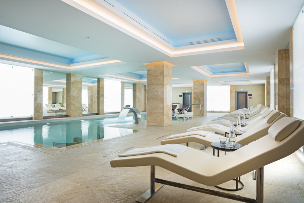 Ризькі канікули: спа-вікенд в Kempinskі the SPA