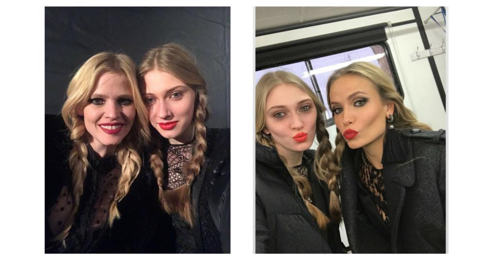 Украинская модель Марина Полканова о съемках в рекламе L'Oreal Paris