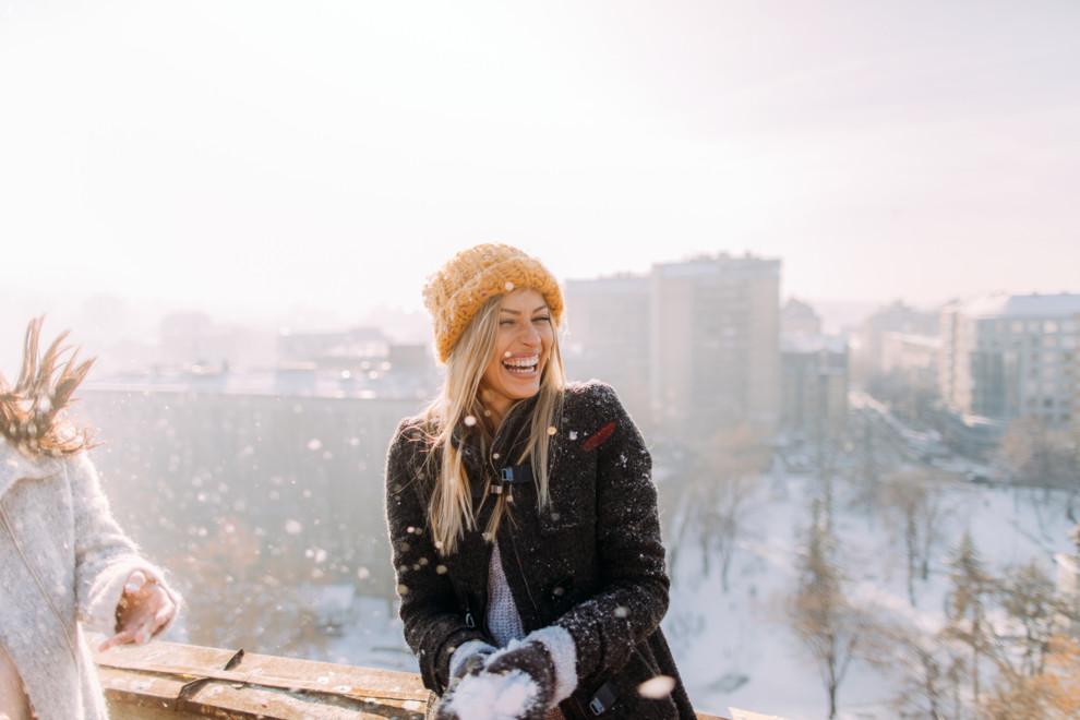 Как пережить зиму: лайфхаки стилиста по прическам