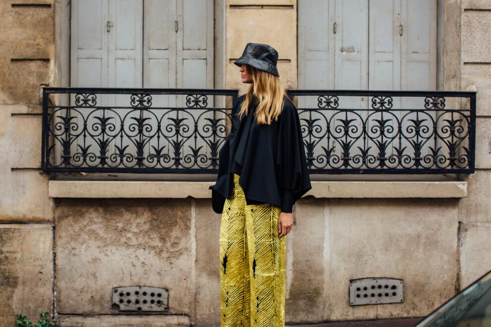 Streetstyle: як одягаються гості Тижня моди в Парижі, частина 4