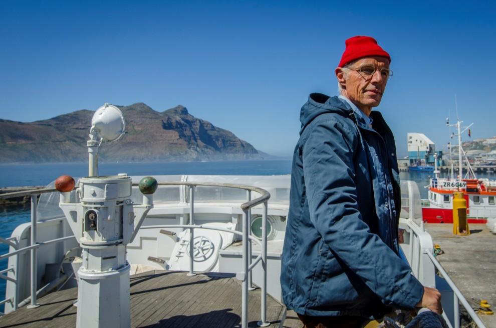 Жак-Ив Кусто: стиль мореплавателя в жизни и кино