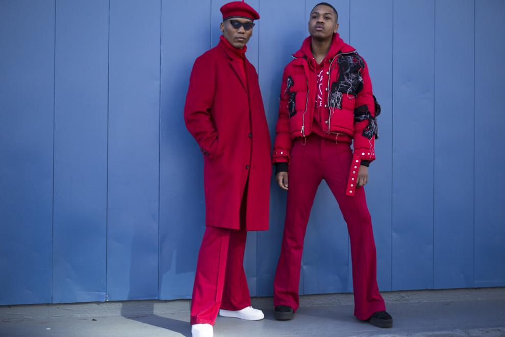 Streetstyle: Тиждень чоловічої моди в Нью-Йорку