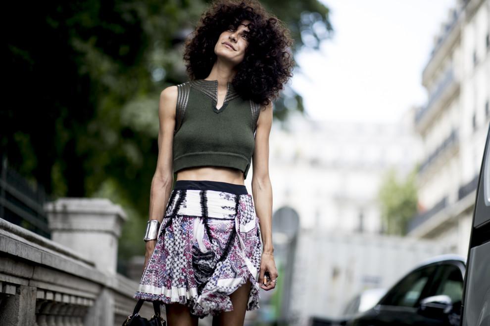 Streetstyle: як одягаються гості Тижня високої моди в Парижі, частина 2