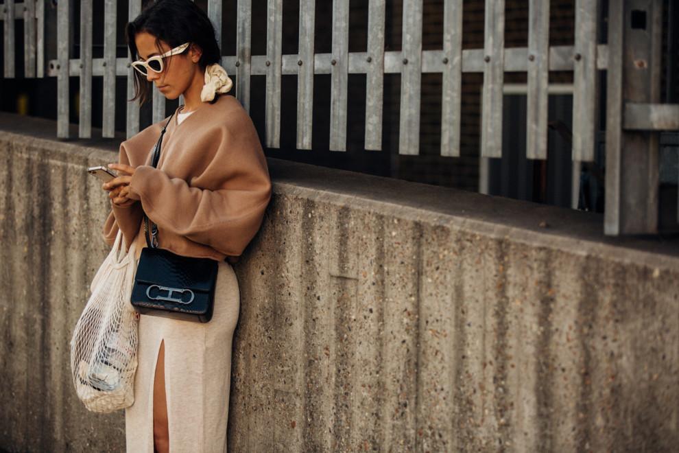5 streetstyle-трендів з Тижня моди в Лондоні