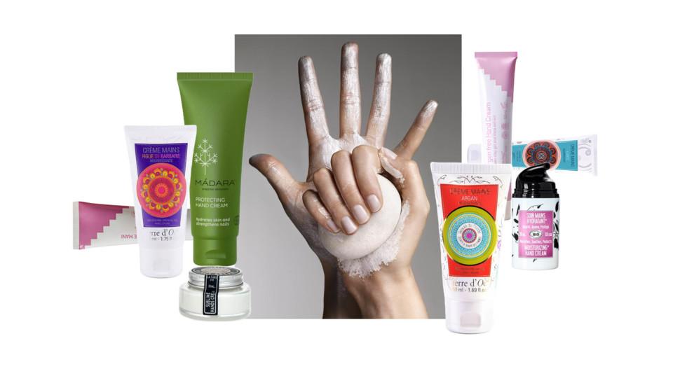 7 органических кремов, чтобы защитить руки от холодов