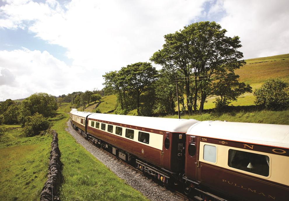 Під стукіт коліс: 4 ідеї мандрівок на розкішних потягах