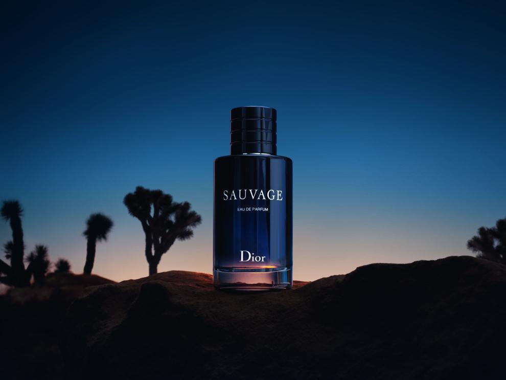 В Киеве представили новый аромат Dior Sauvage
