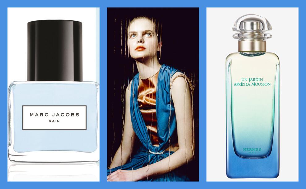 Человек дождя: 5 парфюмов с ароматом свежести