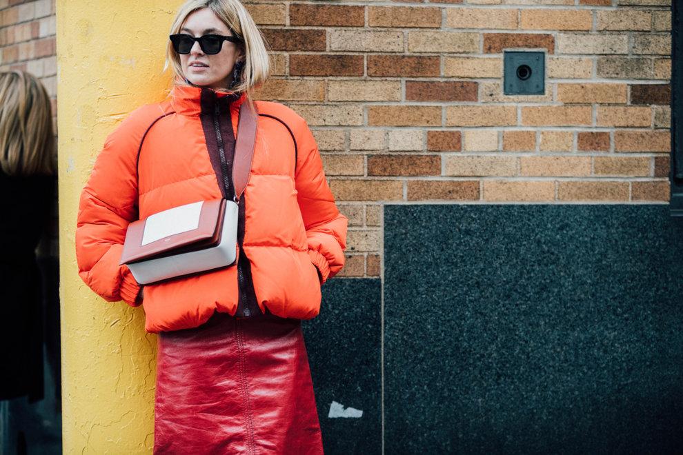 Streetstyle: Неделя моды в Нью-Йорке (часть 3)