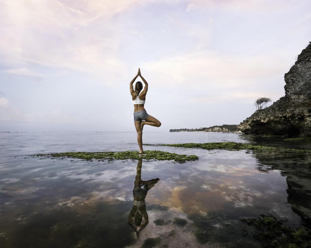 Йога на Кинбурнской косе: личный опыт