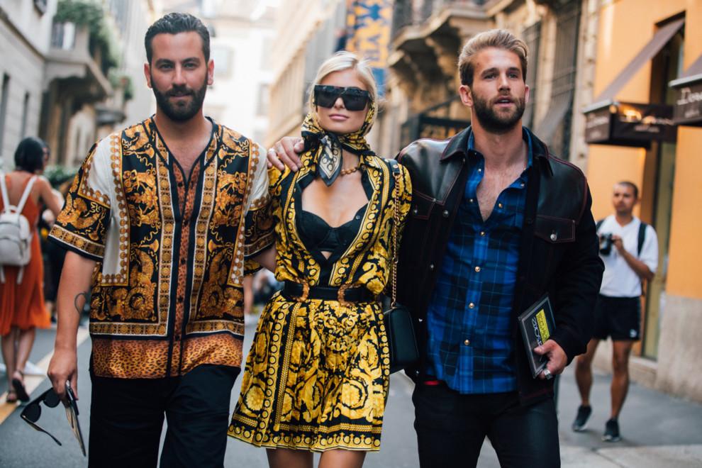 Streetstyle: Неделя мужской моды в Милане