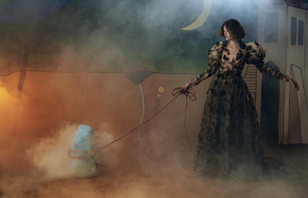 Прекрасна епоха: 11 казкових образів із зимових кутюрних колекцій