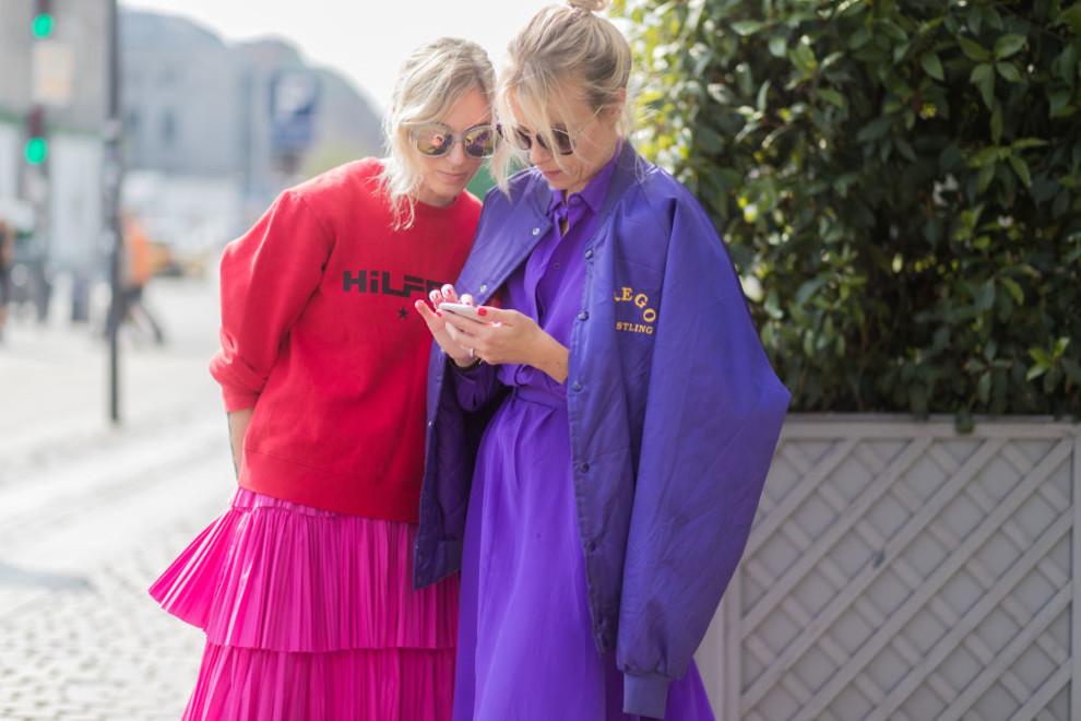 Streetstyle: Тиждень моди в Копенгагені, весна-літо 2018