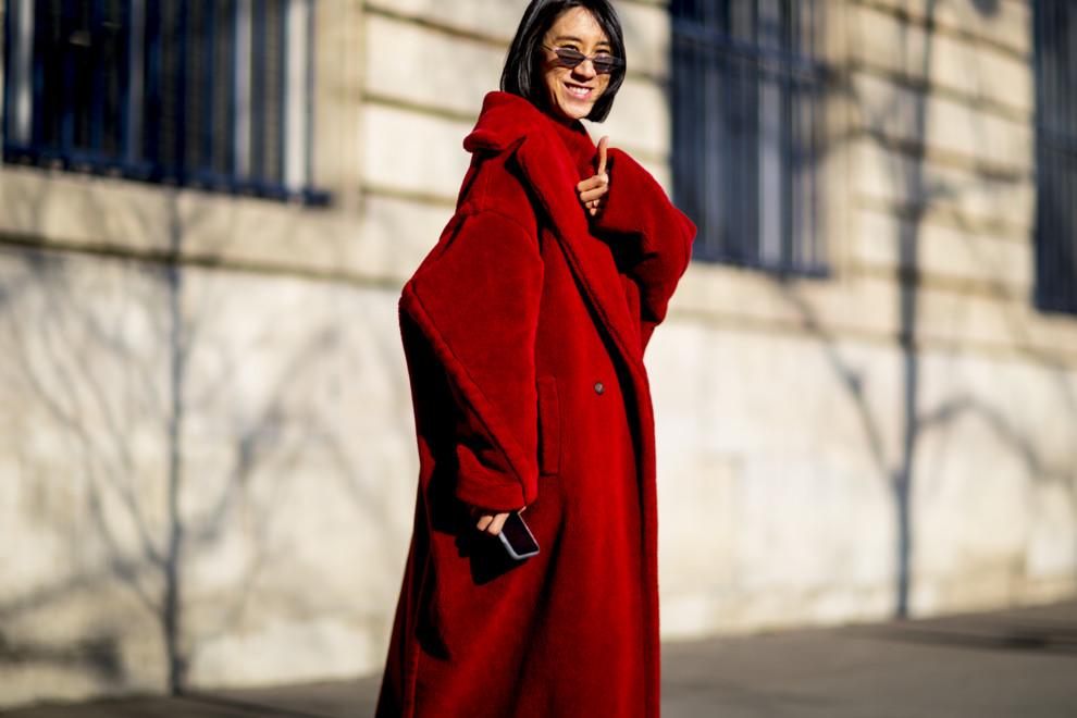 Парижский привет: как одеваются гости Недели моды, часть 1