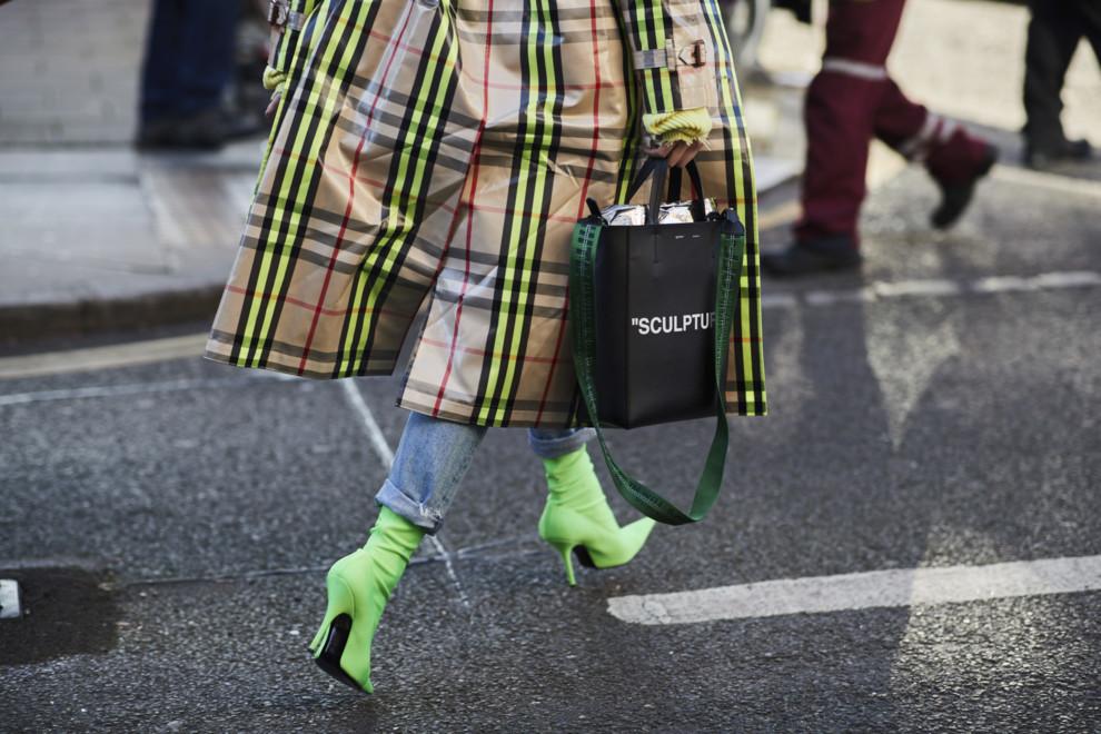 Streetstyle: Неделя моды в Лондоне, часть 1