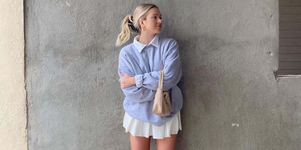 Как теннисная юбка стала модным трендом
