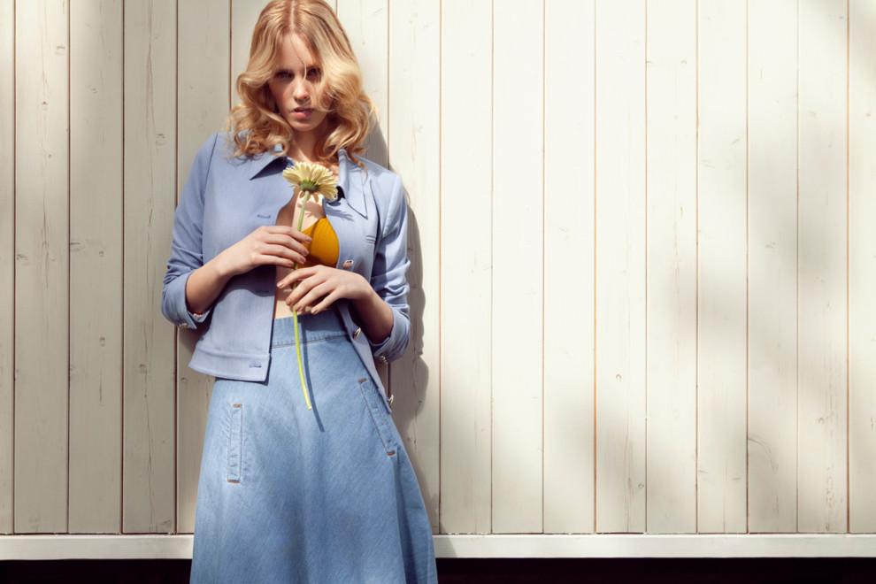 Як вписати денім у літній гардероб: 3 модні ідеї