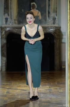 b782a73e85a6 Ulyana Sergeenko Couture осень-зима 2015 2016