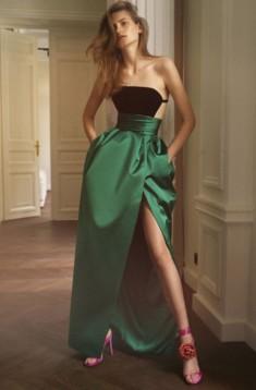 Alexandre Vauthier Couture осень-зима 2020/21 фото