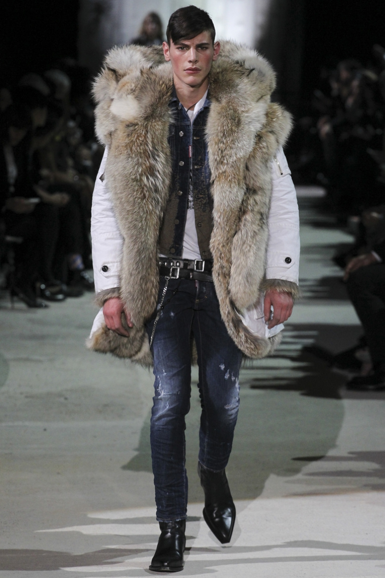 Dsquared? Menswear осень-зима 2015/2016 #39