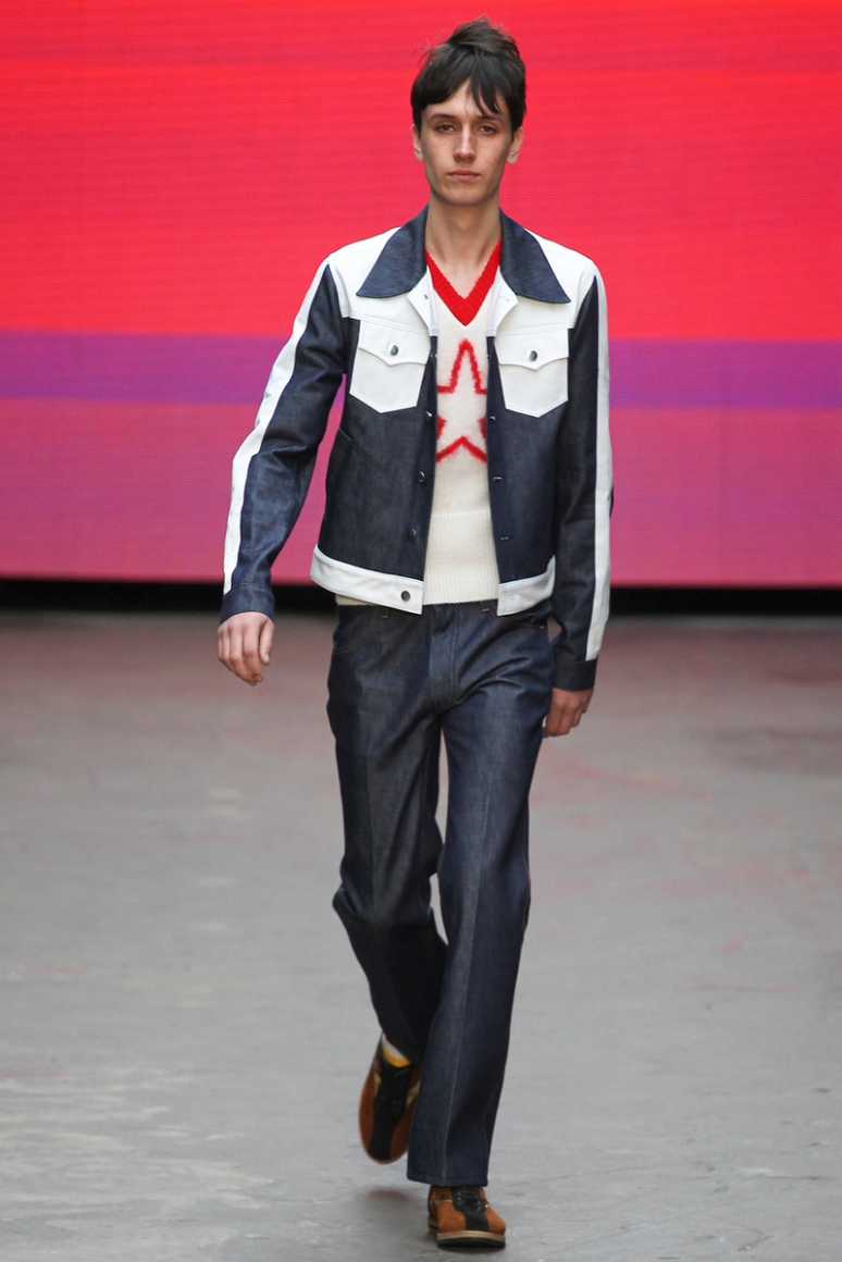 Topman Design Menswear осень-зима 2015/2016 #13