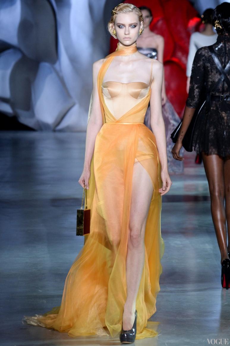 Ulyana Sergeenko Couture осень-зима 2014/2015 #35
