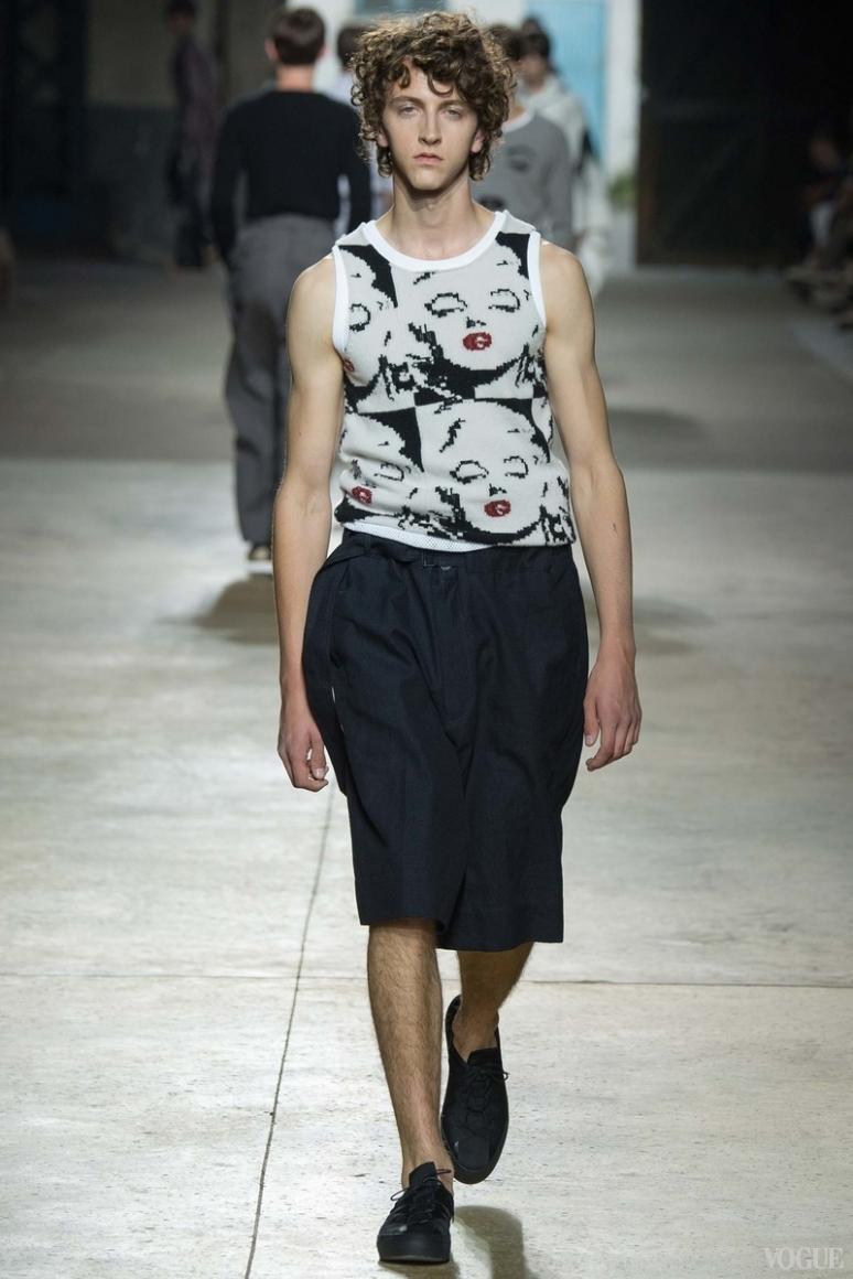 Dries van Noten Menswear весна-лето 2016 #44