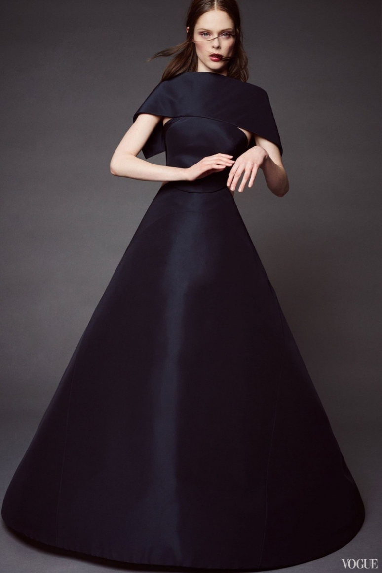 Zac Posen Resort 2016 #1