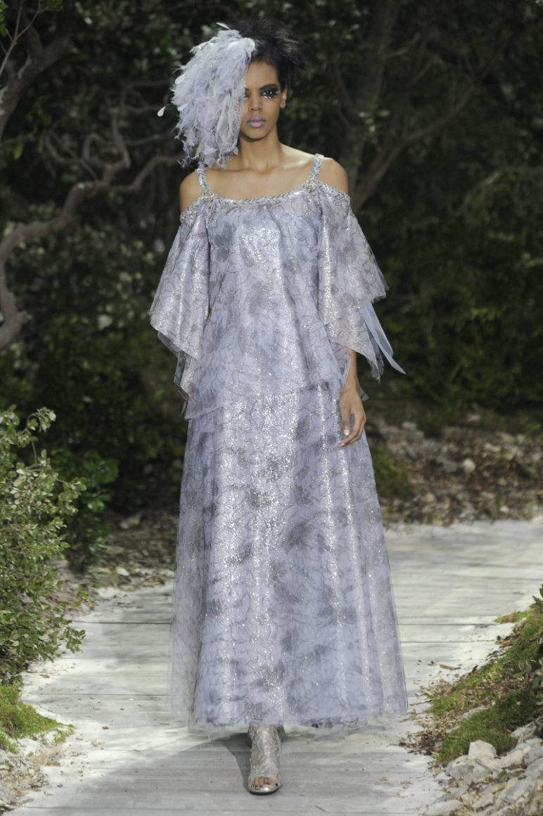 Chanel Couture весна-лето 2013 #22
