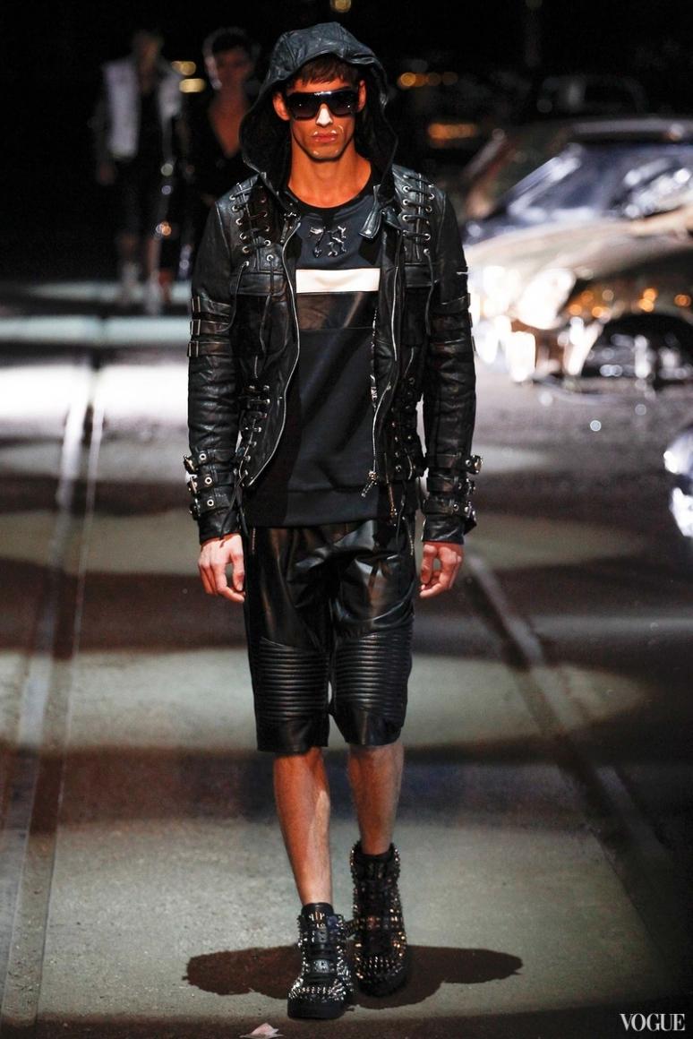 Philipp Plein Menswear весна-лето 2016 #8