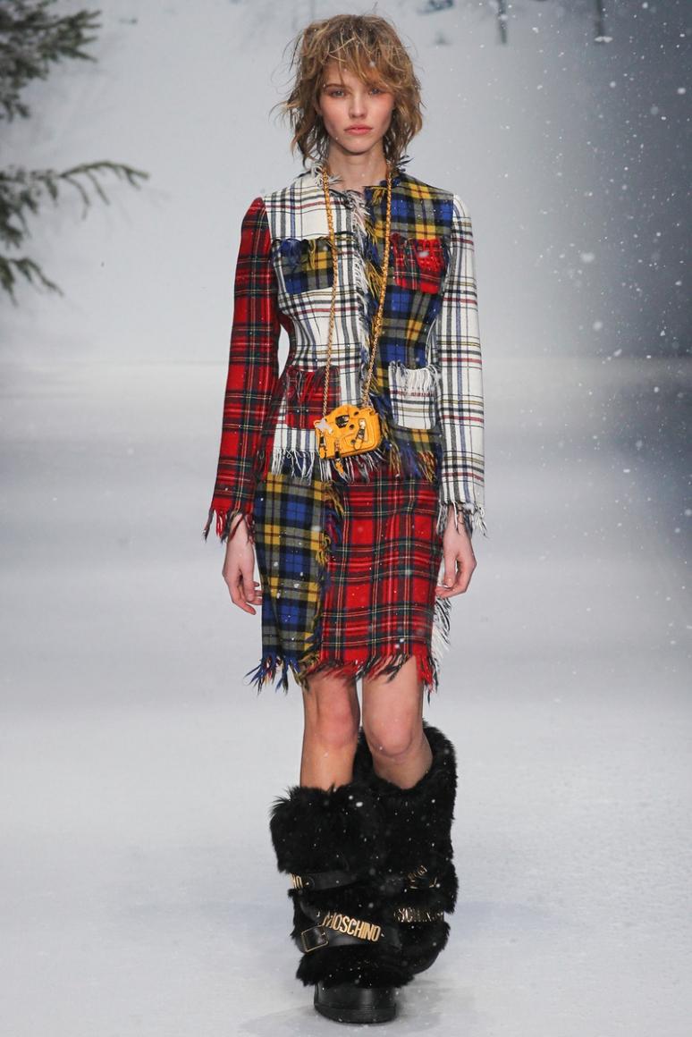 Moschino Menswear осень-зима 2015/2016 #14