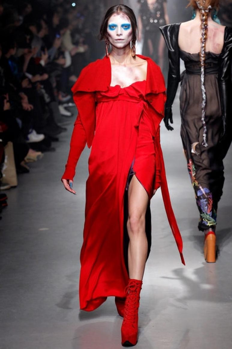 Vivienne Westwood осень-зима 2013/2014 #7