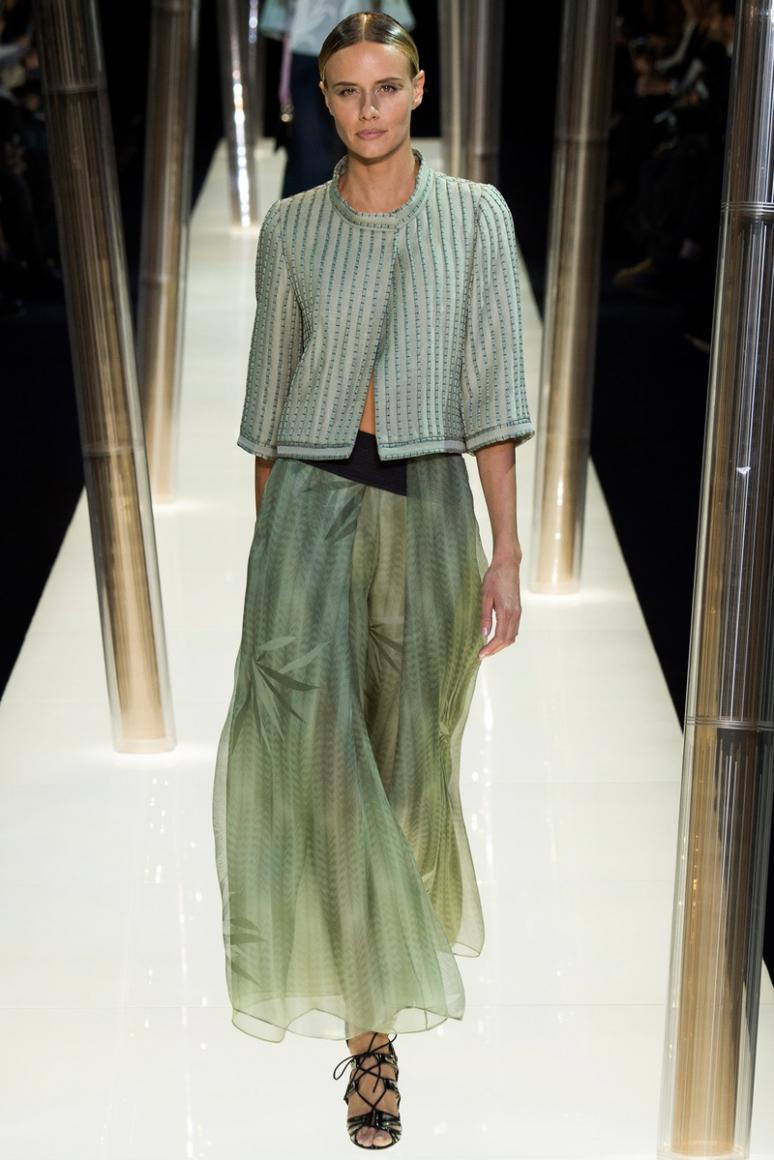 Armani Priv? Couture весна-лето 2015 #56