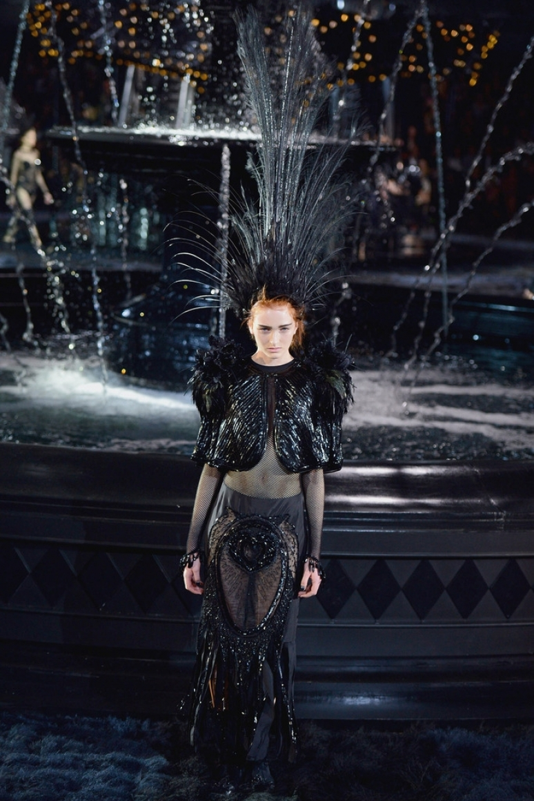 Louis Vuitton весна-лето 2014 #22