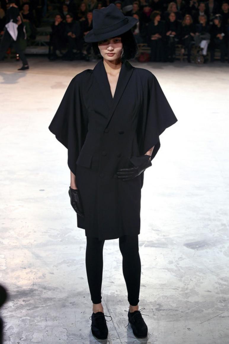 Yohji Yamamoto осень-зима 2013/2014 #39