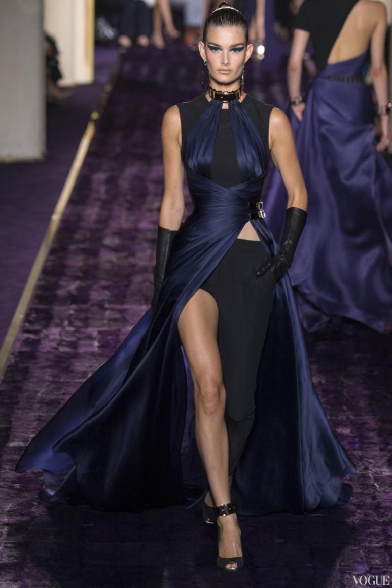 Atelier Versace Couture осень-зима 2014/2015 #17