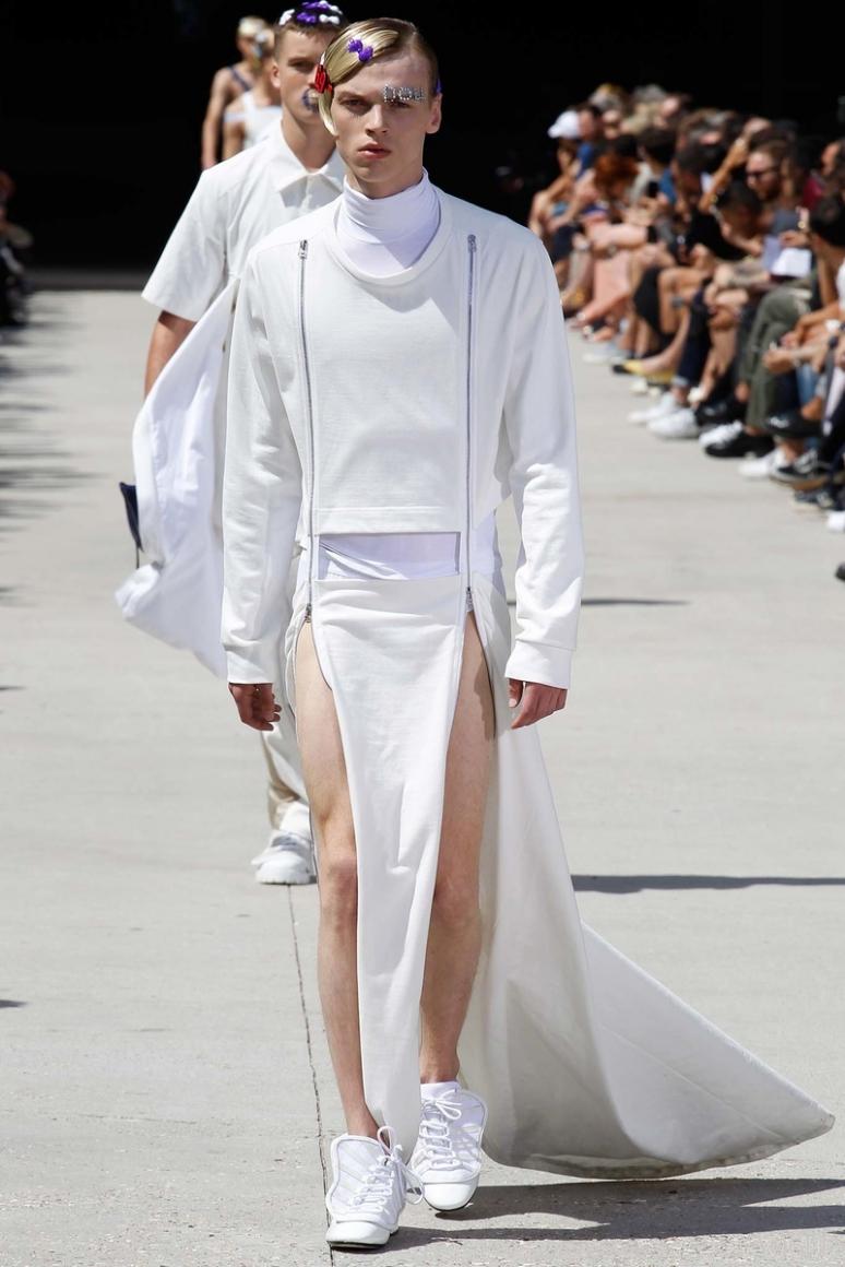 Hood by Air Menswear весна-лето 2016 #37