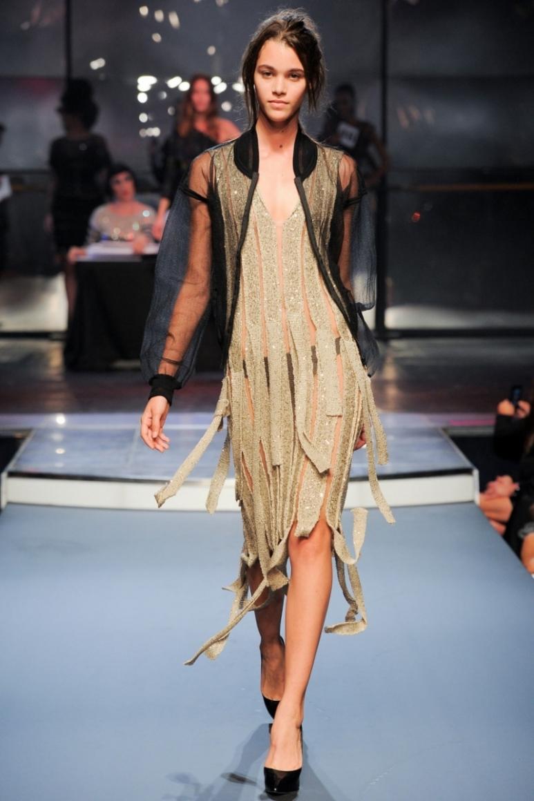 Jean Paul Gaultier весна-лето 2014 #18