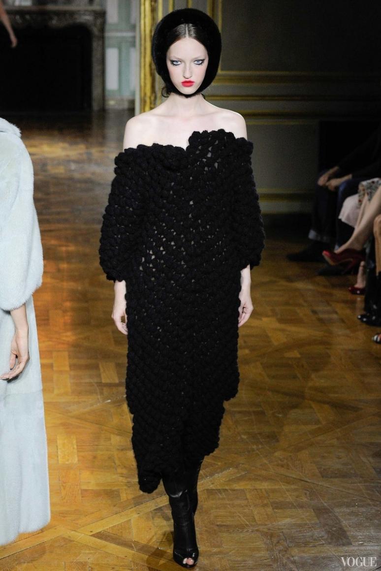 Ulyana Sergeenko Couture осень-зима 2015/2016 #14