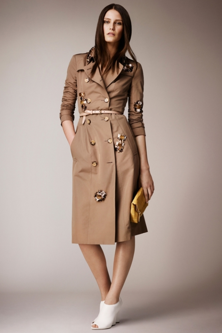 Burberry Prorsum Resort 2014 #11