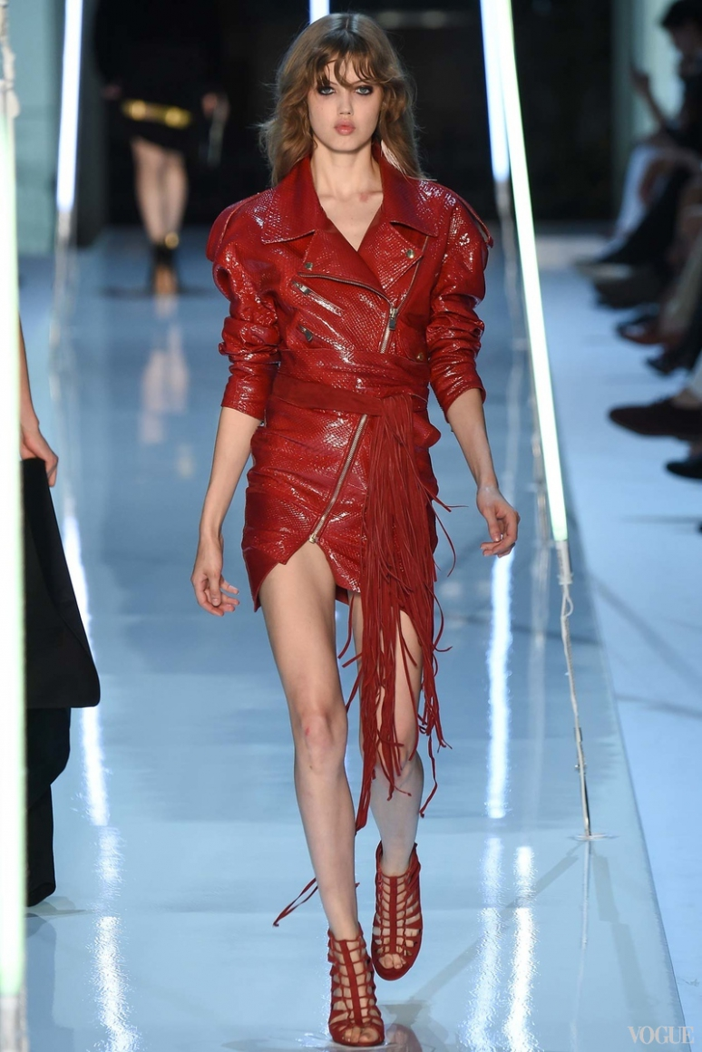 Alexandre Vauthier Couture осень-зима 2015/2016 #21