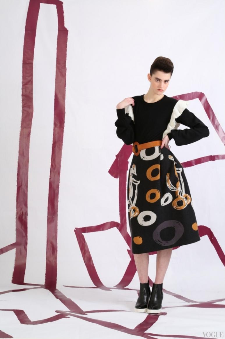 Tsumori Chisato Couture весна-лето 2013 #15