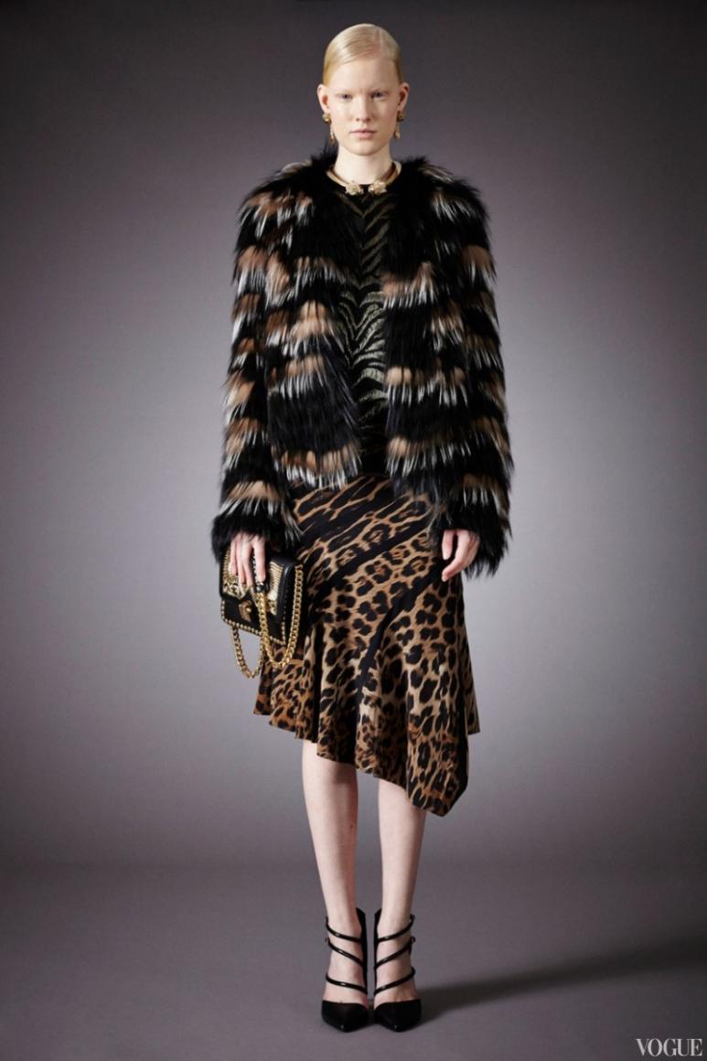 Roberto Cavalli Couture весна-лето 2013 #23
