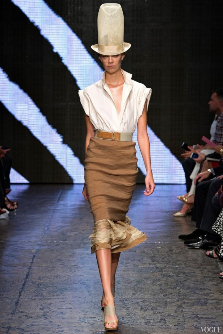 Donna Karan весна-лето 2015 #13