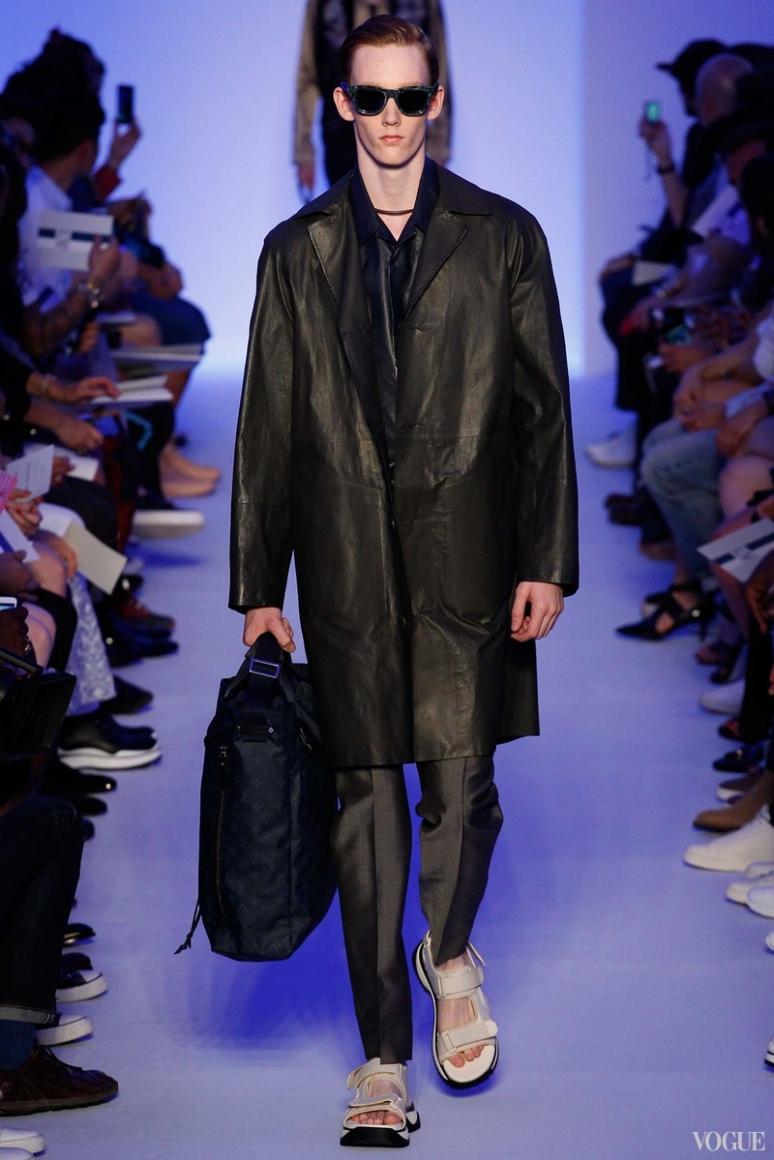 Louis Vuitton Menswear весна-лето 2016 #10