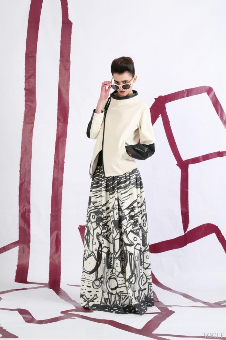Tsumori Chisato Couture весна-лето 2013 #20