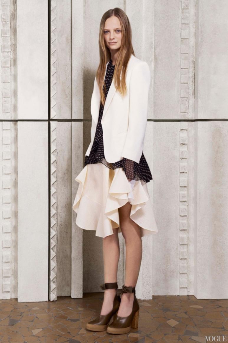 Chloe Couture весна-лето 2013 #7