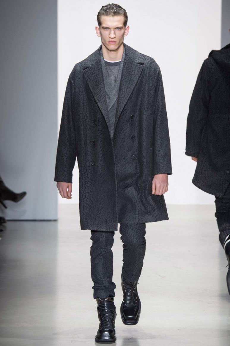 Calvin Klein Menswear осень-зима 2015/2016 #42