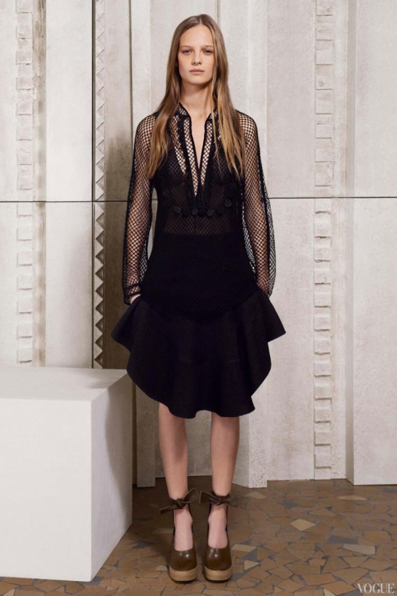 Chloe Couture весна-лето 2013 #4