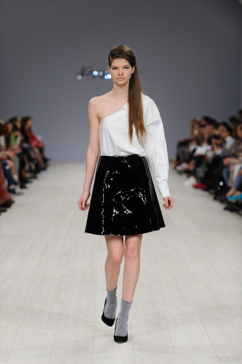 Ksenia Kireeva весна-лето 2014 #25